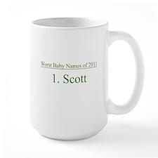Worst Baby Names Mug