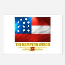 The Hampton Legion Postcards (Package of 8)