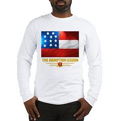 The Hampton Legion Long Sleeve T-Shirt