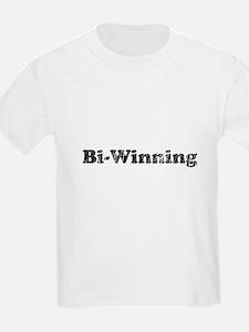 Vintage Bi-Winning 1 T-Shirt
