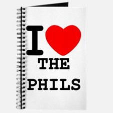 I Heart The Phils Journal