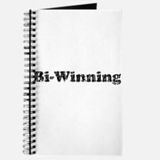Vintage Bi-winning 2 Journal
