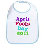 2011 April Fool's Day Bib