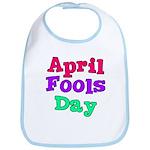 April Fool's Day Bib