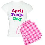 April Fool's Day Women's Light Pajamas