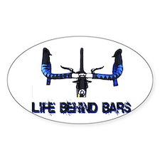 Life Behind Bars Decal
