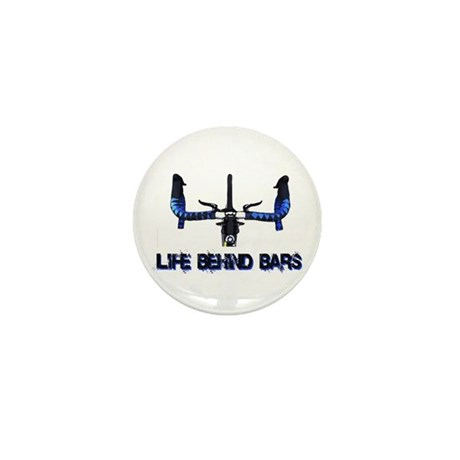 Life Behind Bars Mini Button (10 pack)