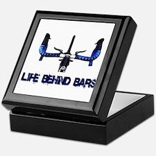 Life Behind Bars Keepsake Box