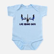 Life Behind Bars Infant Bodysuit