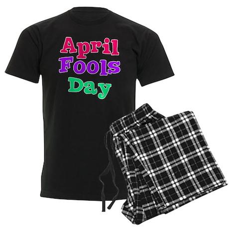 April Fool's Day 2 Men's Dark Pajamas