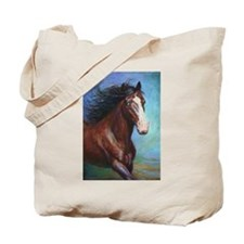 Beamer art Tote Bag