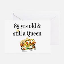 HAPPY 85TH BIRTHDAY Greeting Card