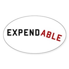 Expendable Decal