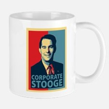 Scott Walker Corporate Stooge Mug
