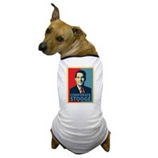 Scott Walker Corporate Stooge Dog T-Shirt