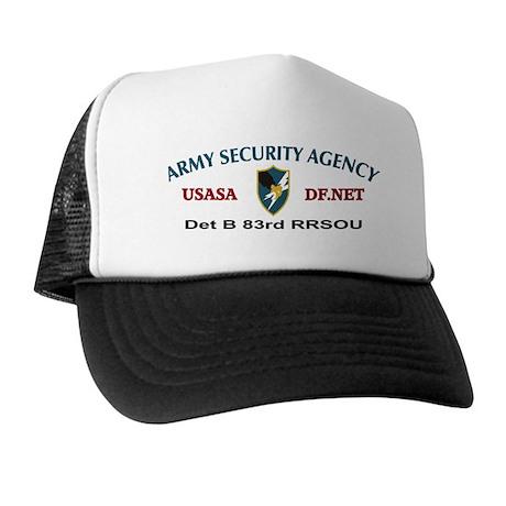 Det B 83rd RRSOU Trucker Hat