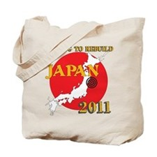 Rebuild Japan Tote Bag