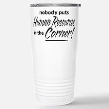 HR Nobody Corner Travel Mug