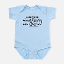 HR Nobody Corner Infant Bodysuit