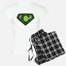 Super Green C Pajamas