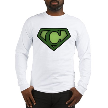 Super Green C Long Sleeve T-Shirt