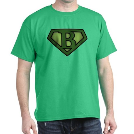 Super Green B Dark T-Shirt