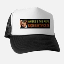 ALIEN FOR SURE Trucker Hat