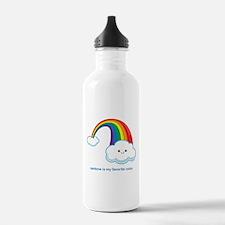 Rainbow! Water Bottle