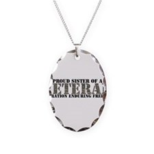 Operation Enduring Freedom (A Necklace