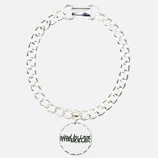 United by Love-Soldier Charm Bracelet, One Charm