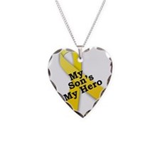My Son's My Hero Necklace