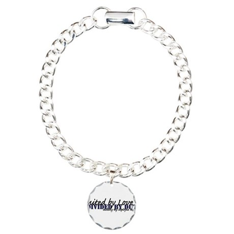 United by Love-Marine Charm Bracelet, One Charm