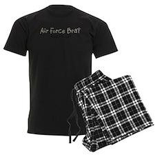 Proud Air Force Brat Pajamas