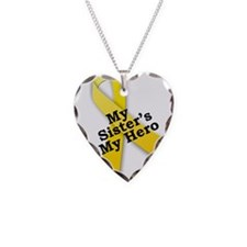 My Sister's My Hero Necklace