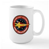 Star trek squad Large Mugs (15 oz)