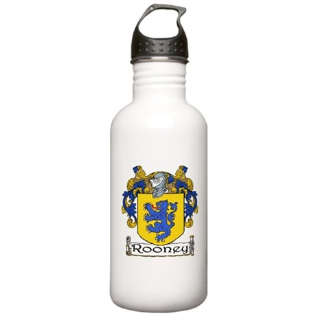 Rooney Coat of Arms Stainless Water Bottle 1.0L