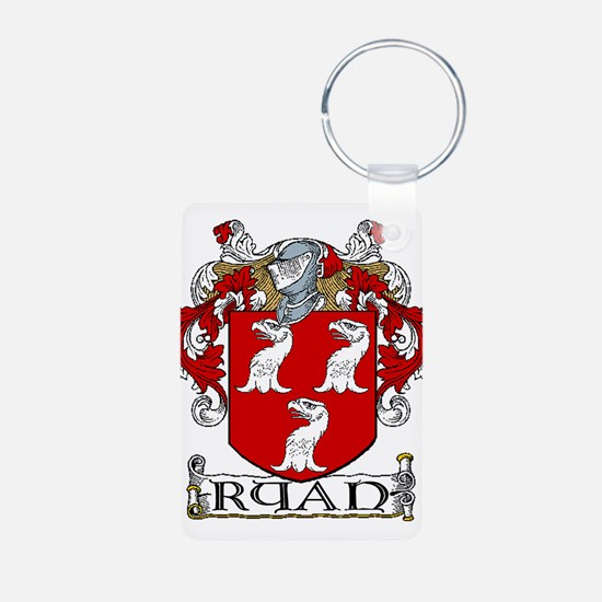 Ryan Coat of Arms Keychains