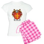 Scully Coat of Arms Women's Light Pajamas