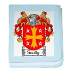 Scully Coat of Arms baby blanket