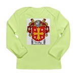 Scully Coat of Arms Long Sleeve Infant T-Shirt