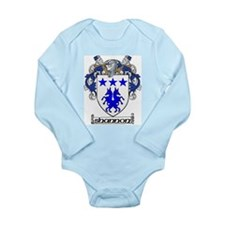 Shannon Coat of Arms Onesie Romper Suit