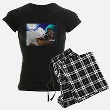 Busted Boxers Pajamas
