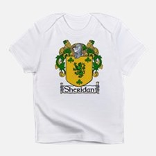 Sheridan Coat of Arms Infant T-Shirt