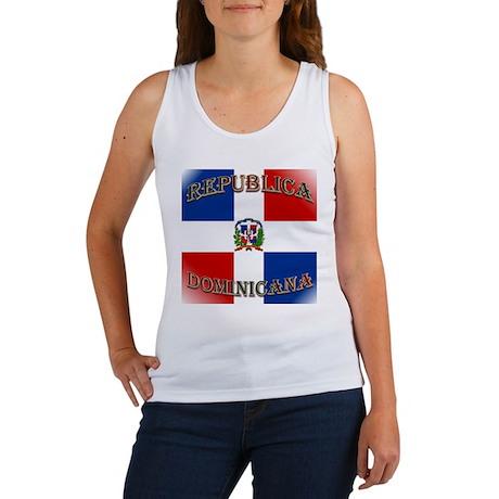 Dominican Republic Women's Tank Top