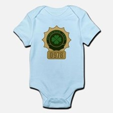 """Don't Mess With Me"" Infant Bodysuit"