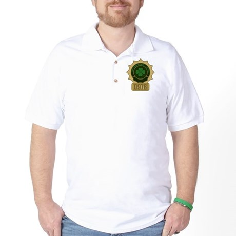 """Don't Mess With Me"" Golf Shirt"