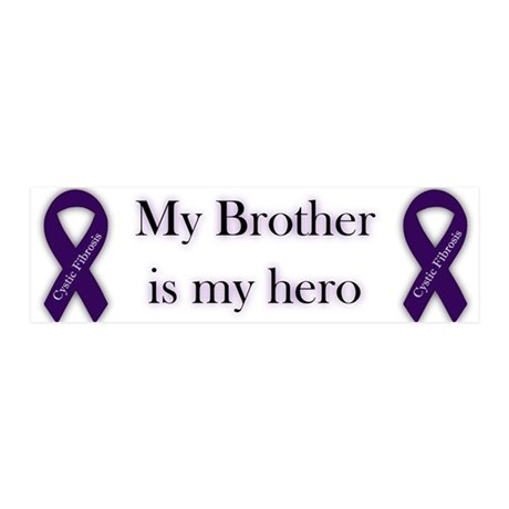 Brother CF Hero 42x14 Wall Peel