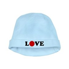 Show love for Japan baby hat