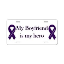 Boyfriend CF Hero Aluminum License Plate
