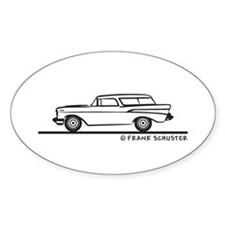 Chevrolet Nomad Bel Air Decal